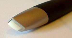 マーカータイプのペン先